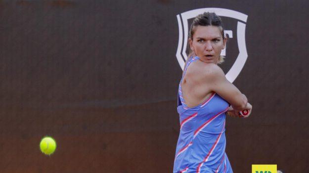 Romania, Tennis, Simona Halep, Palermo, Sport