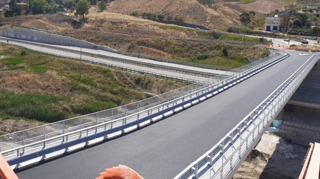 infrastrutture, Giancarlo Cancellieri, Agrigento, Cronaca