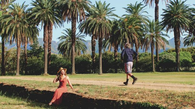 Il parco di Villa Tasca a Palermo apre le porte: