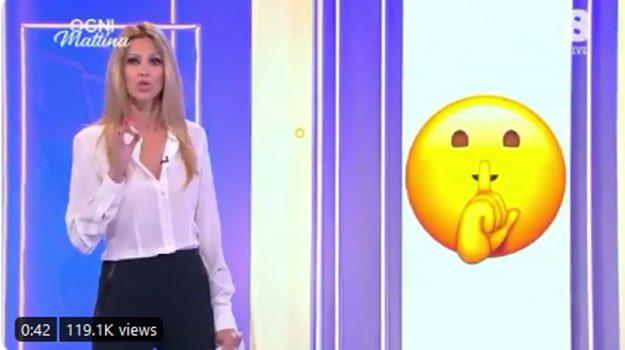 tv, Adriana Volpe, Giancarlo Magalli, Sicilia, Società