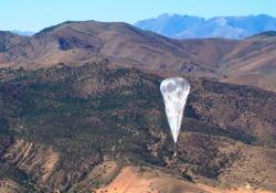 Al via nel deserto il 4G con i palloni aerostatici Il lancio dagli Stati Uniti con una alleanza tra una società keniana e Google - Corriere Tv
