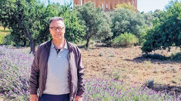 antonio calma, Agrigento, Politica