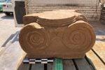Archeologia, a Gela ritrovato un capitello ionico in un pozzo