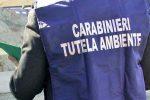 Catania, trasportavano rottami di ferro: cinque denunciati