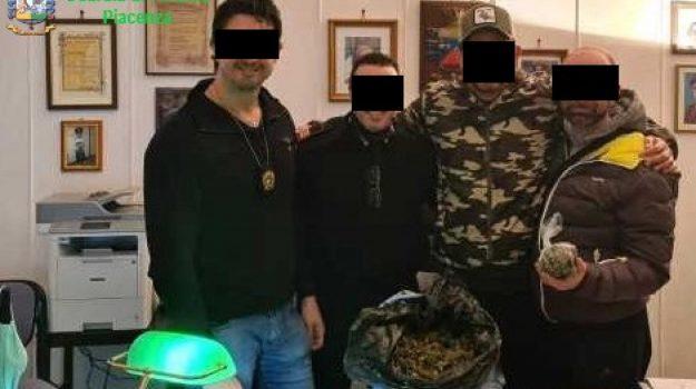 carabinieri, Piacenza, Sicilia, Cronaca