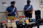 Furto in un supermercato a Carlentini, arrestato 58enne di Monza