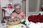 Floridia in festa, nonna Elena compie 100 anni