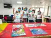 Salute: al Pascale la pittura come cura, pazienti artisti