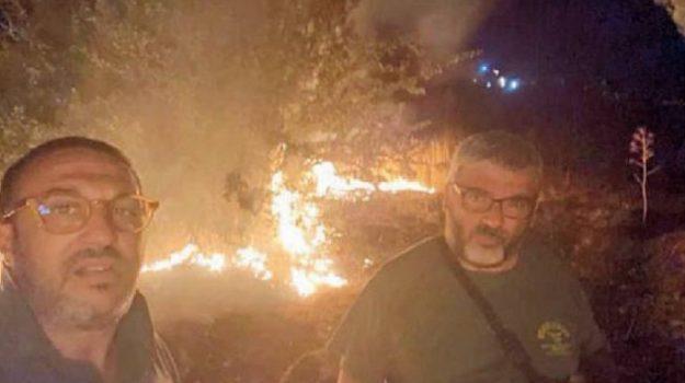 incendi, Caltanissetta, Cronaca