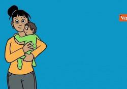 L'Oms invita a riprendere a vaccinare i bambini dopo emergenza Covid con un cartoon  - Agenzia Vista/Alexander Jakhnagiev