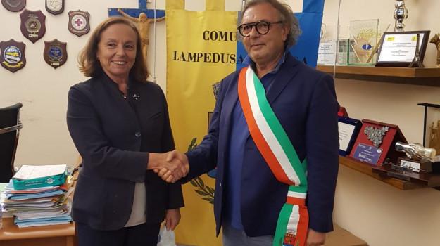 coronavirus, migranti, Luciana Lamorgese, Totò Martello, Agrigento, Politica