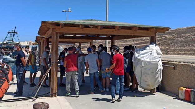 coronavirus, migranti, Agrigento, Cronaca