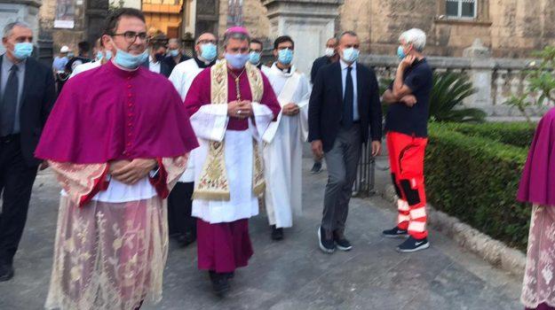 Festino, Corrado Lorefice, Salvo La Rosa, Palermo, Cronaca
