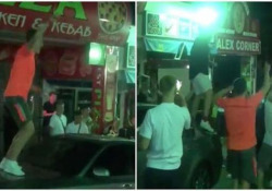 Maiorca: party alcolici in strada (senza mascherine) per i turisti inglesi Il video da Magaluf, «patria» di inglesi e tedeschi, sta facendo discutere - CorriereTV