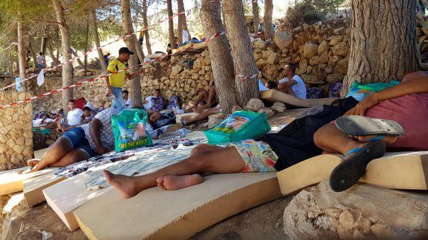 Lampedusa, migranti, Matteo Salvini, Agrigento, Cronaca