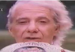 Muore Gianrico Tedeschi, l'attore protagonista della pubblicità Sperlari e del Carosello  Eccelso attore teatrale, ma noto al grande pubblico per i suoi spot - Corriere Tv