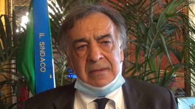 comune palermo, Festino, Alberto Samonà, Leoluca Orlando, Palermo, Politica