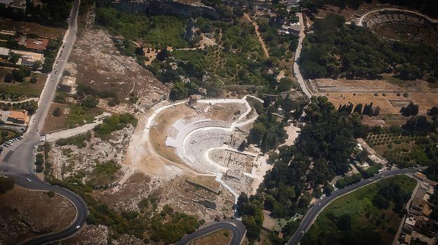 archeologia, beni culturali, Alberto Samonà, Siracusa, Cronaca