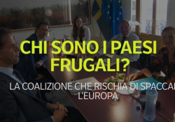 Recovery Fund, chi sono i Paesi frugali? La coalizione che rischia di spaccare l'Europa LCosa vogliono Olanda, Finlandia, Austria, Svezia e Danimarca  - Ansa