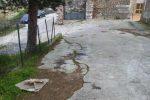 San Fratello, al via i lavori sulle strade del centro abitato
