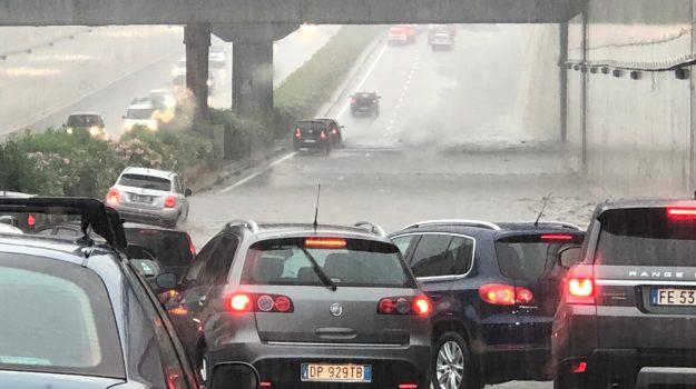 Maltempo, temporali, Sicilia, Meteo