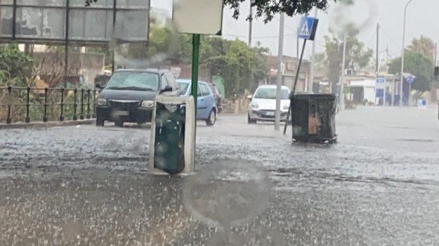Maltempo, temporale, Sicilia, Cronaca