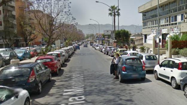 strade, Palermo, Economia
