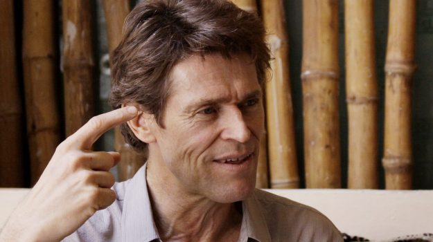 cinema, Willem Dafoe, Messina, Società
