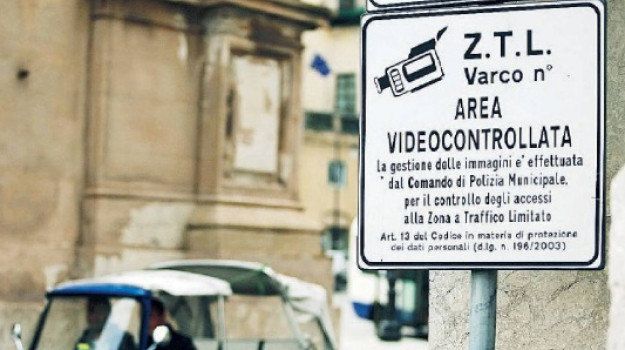 ztl, Palermo, Cronaca