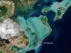 Mauritius, la marea nera visibile dallo spazio