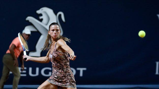 Tennis, Camila Giorgi, Palermo, Sport