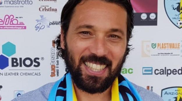 Daniele Di Donato, Trapani, Calcio