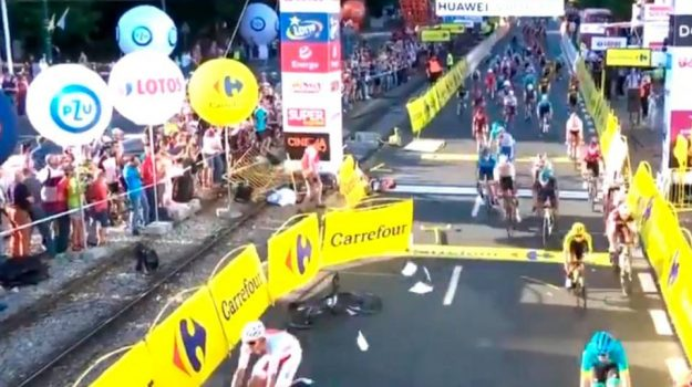 ciclismo, Fabio Jakobsen, Sicilia, Sport