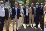 """Falcone: """"Consegniamo la nuova Sp 16 fra Piazza Armerina e Mirabella Imbaccari"""""""