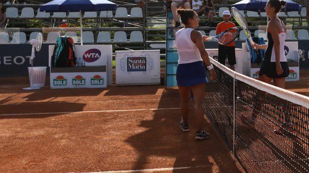 Il tennis è ripartito da Palermo, la Trevisan si aggiudica il derby con la Monticone