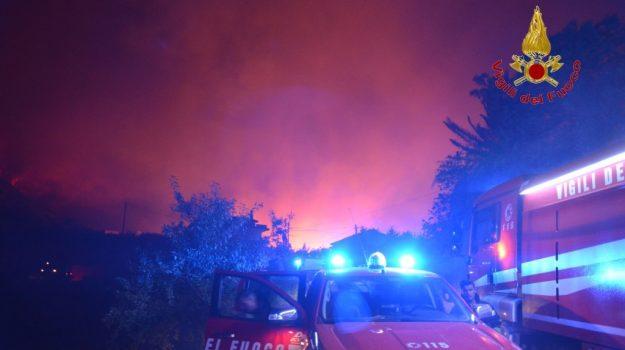 altofonte, incendi, Sicilia, Cronaca