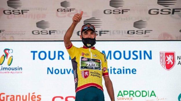 ciclismo, Luca Wackermann, Sicilia, Sport