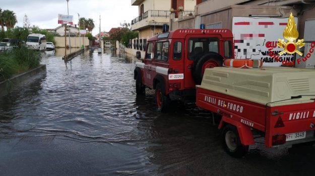 Maltempo, Nello Musumeci, Messina, Cronaca