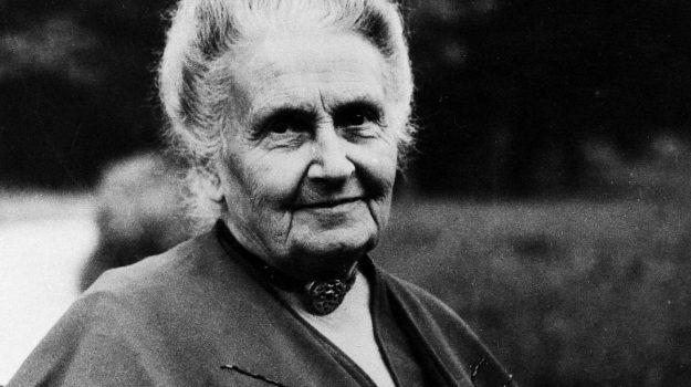 maria montessori, psicologia, Maria Montessori, Sicilia, Cultura