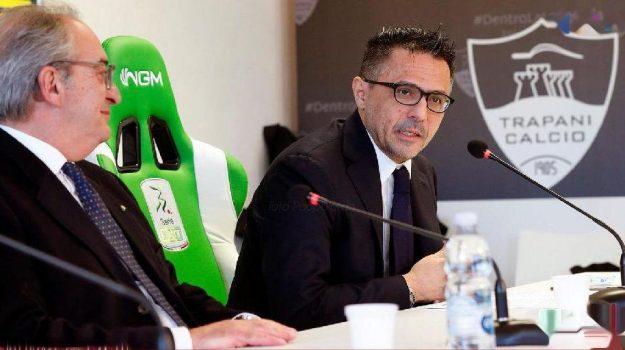 trapani calcio, Massimo Marino, Trapani, Calcio