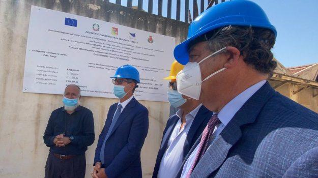 Biagio Conte, Nello Musumeci, Palermo, Economia