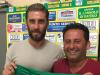 Calcio, il difensore Elio Nigro riconfermato nel Dattilo