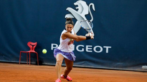 Tennis, Elisabetta Cocciaretto, Sara Errani, Palermo, Sport