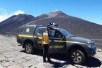 Etna, due ciclisti in difficoltà soccorsi sul versante Nord-Ovest