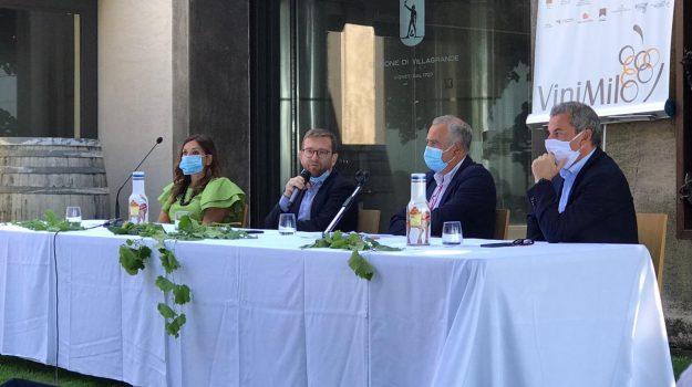 enogastronomia, Catania, Economia