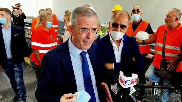 ferrovie, infrastrutture, Marco Falcone, Trapani, Politica