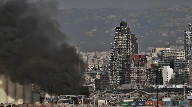 Beirut, Sicilia, Mondo