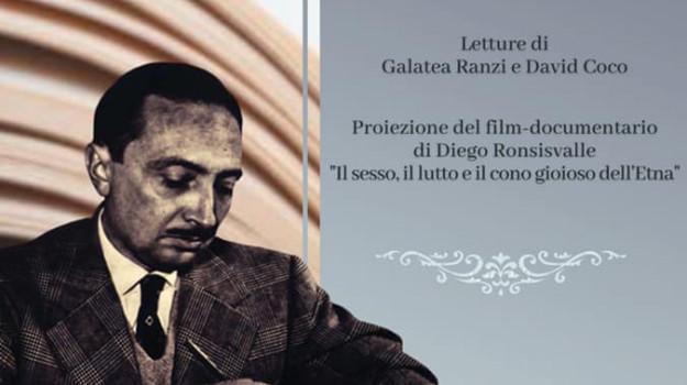 letteratura, teatro, Salvo Coco, Salvo Russo, Vitaliano Brancati, Catania, Cultura