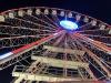 Cagliari ha la sua ruota panoramica, folla per inaugurazione