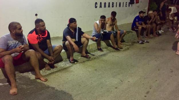migranti, Catania, Cronaca